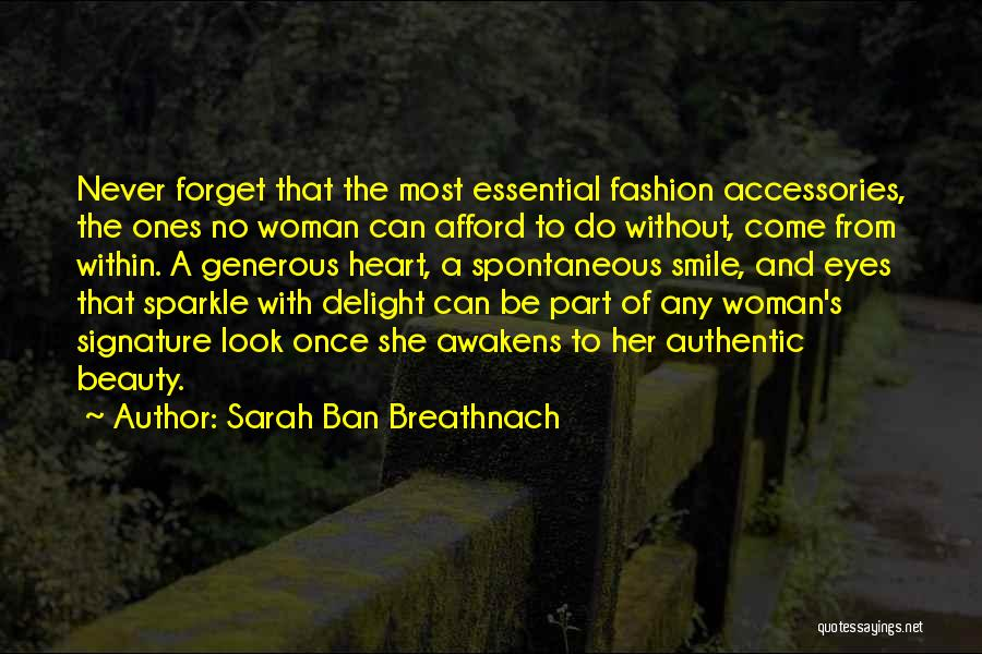 Sarah Ban Breathnach Quotes 436260