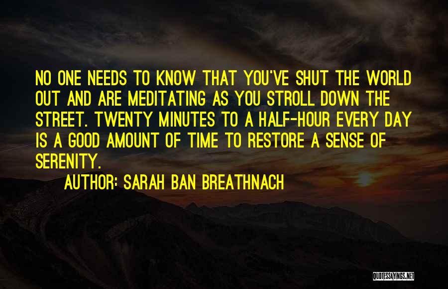 Sarah Ban Breathnach Quotes 578864