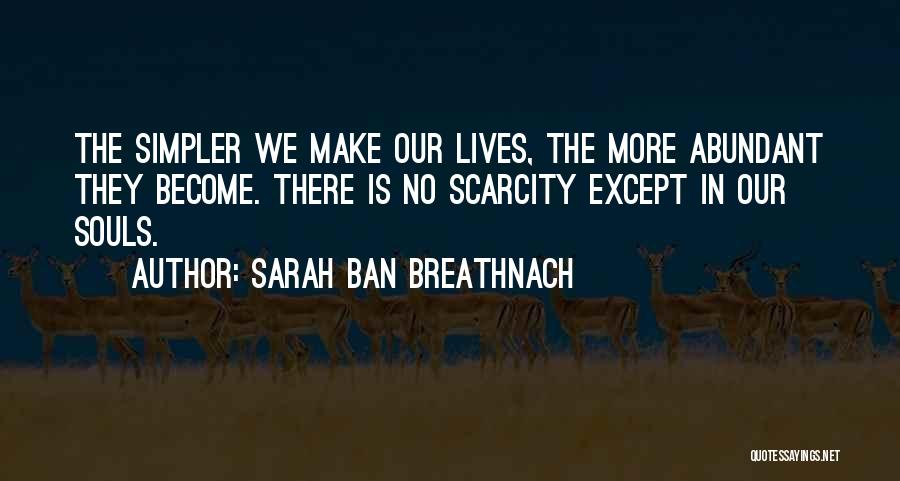 Sarah Ban Breathnach Quotes 730975