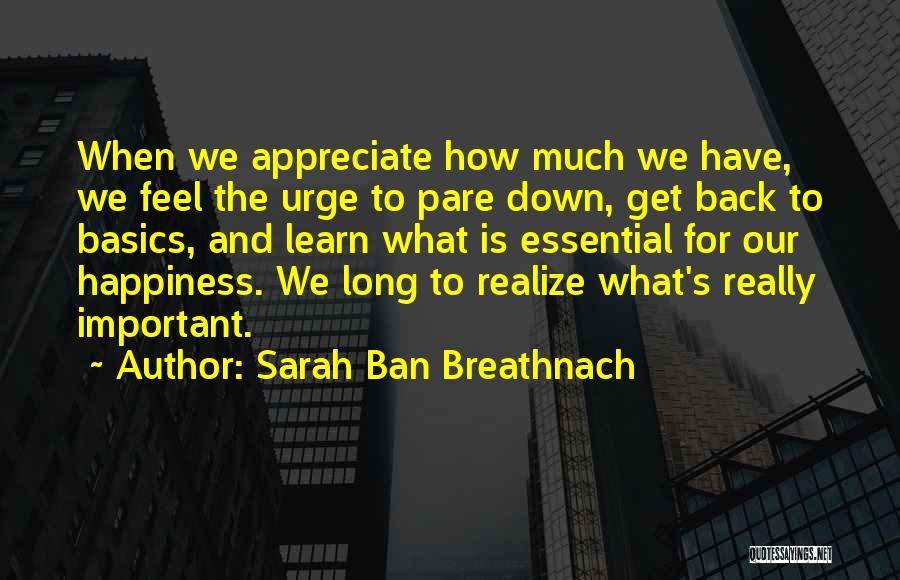 Sarah Ban Breathnach Quotes 761342