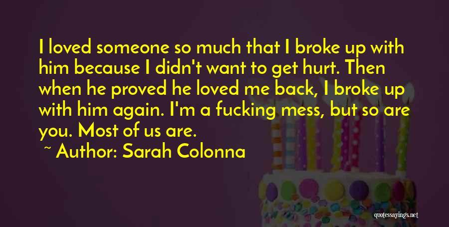Sarah Colonna Quotes 1583547