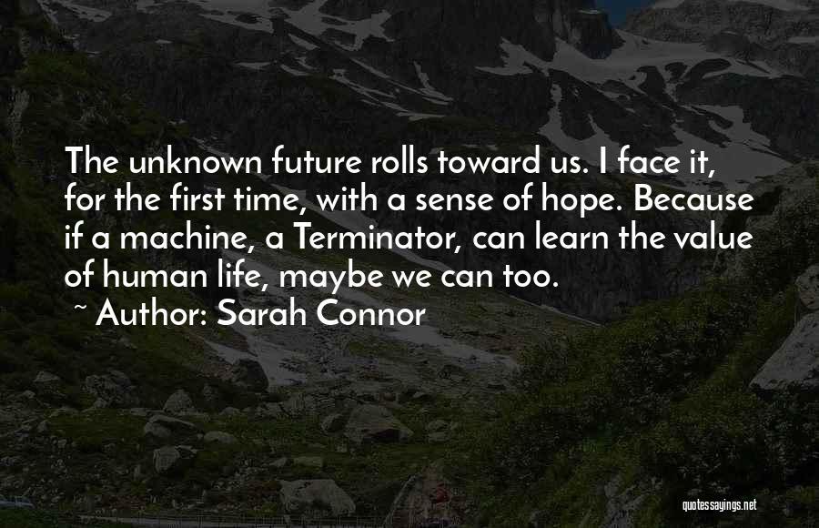 Sarah Connor Quotes 825196