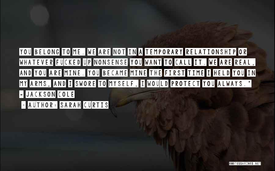Sarah Curtis Quotes 1381138