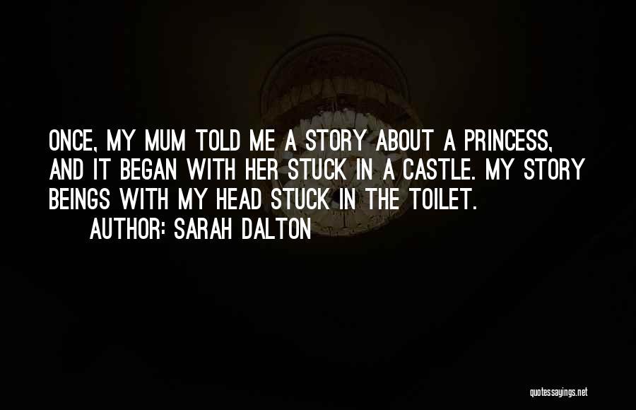 Sarah Dalton Quotes 1325092