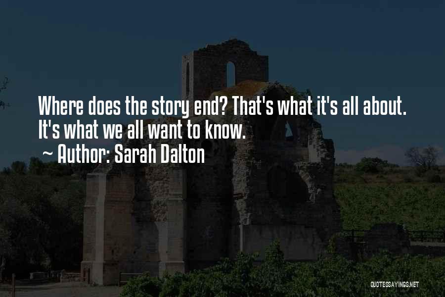 Sarah Dalton Quotes 1742640