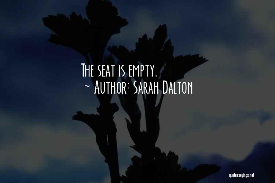 Sarah Dalton Quotes 1875508