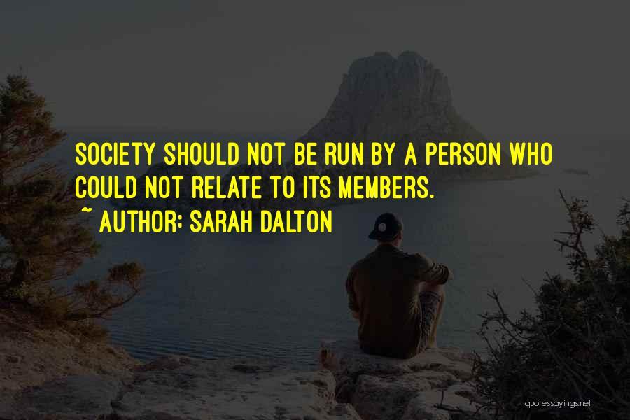 Sarah Dalton Quotes 482463