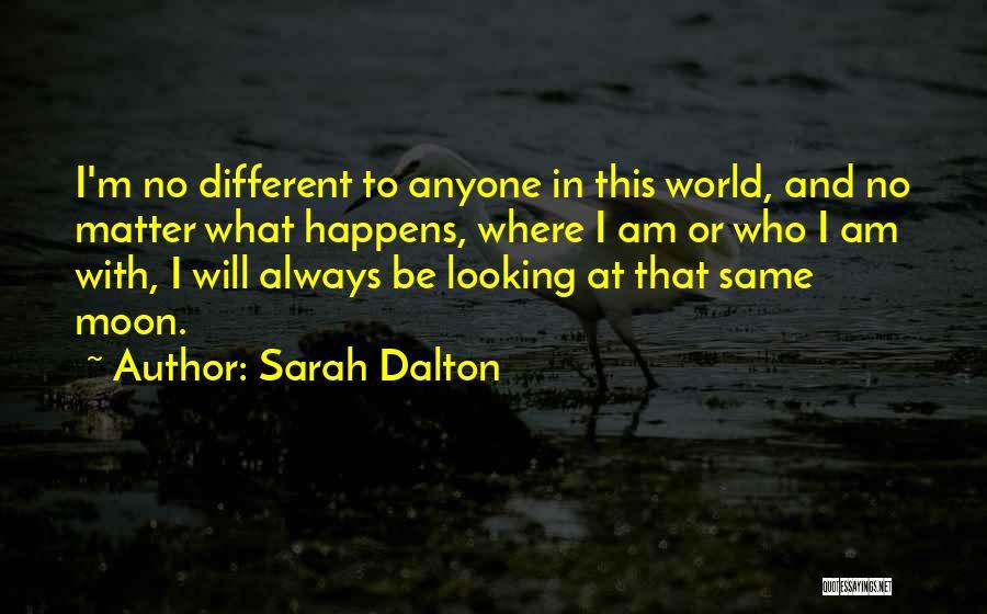 Sarah Dalton Quotes 942857
