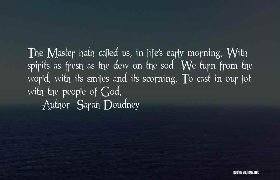 Sarah Doudney Quotes 2068623