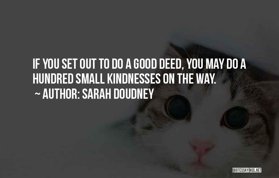 Sarah Doudney Quotes 503719
