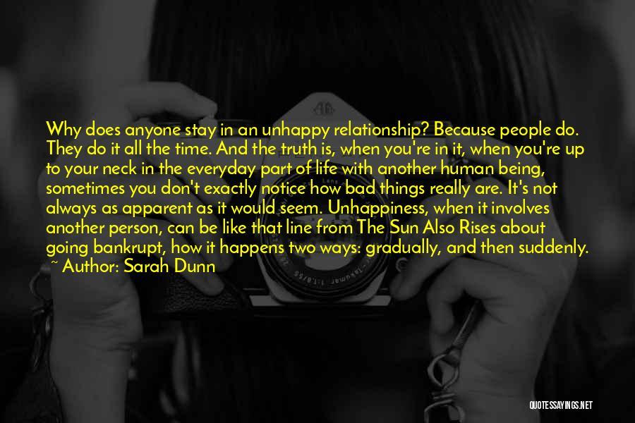 Sarah Dunn Quotes 1321132