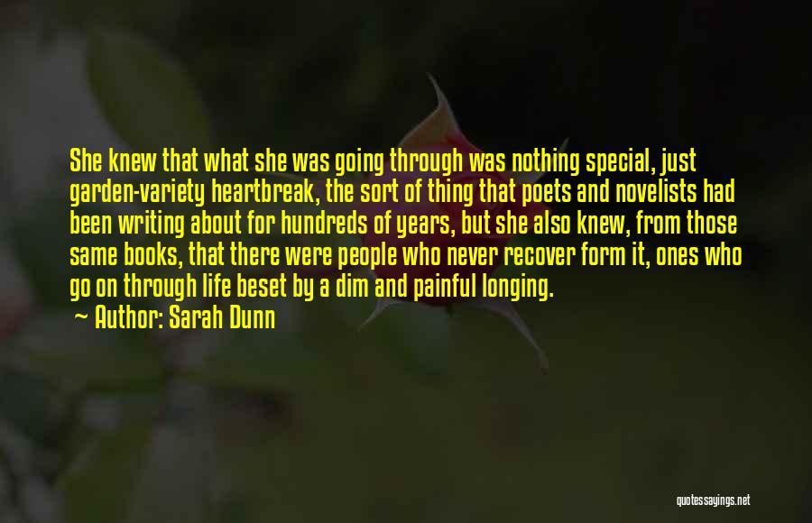 Sarah Dunn Quotes 1887590