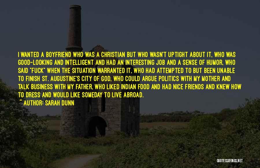 Sarah Dunn Quotes 761596