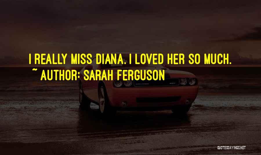 Sarah Ferguson Quotes 1033327