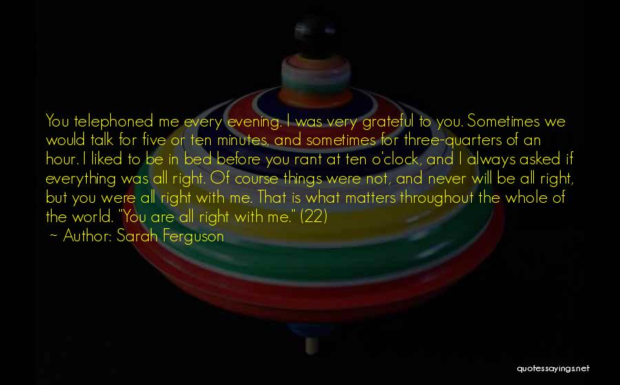 Sarah Ferguson Quotes 108389