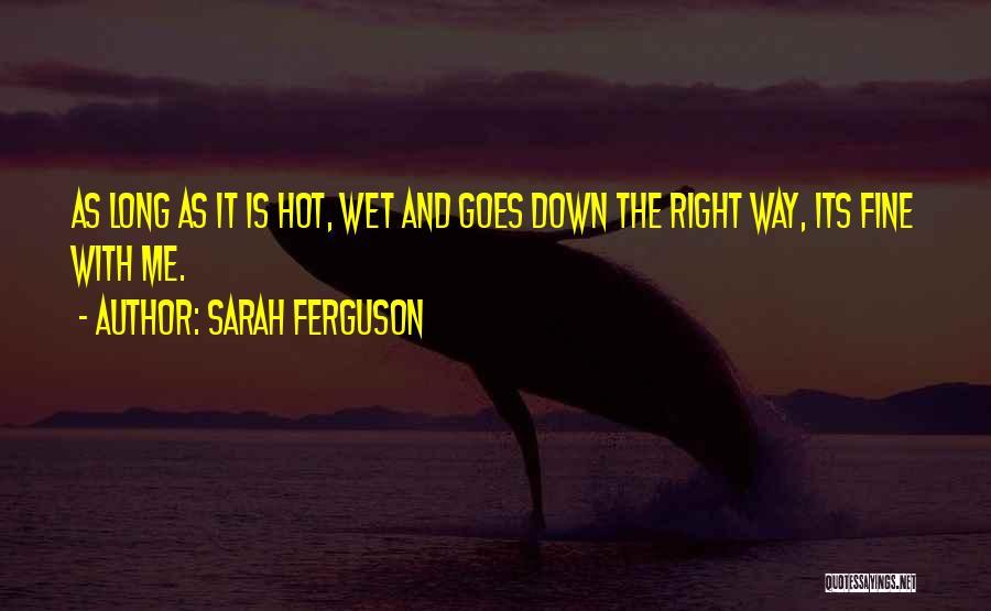 Sarah Ferguson Quotes 1953063