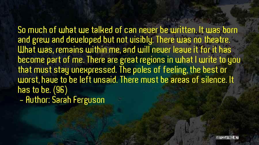 Sarah Ferguson Quotes 1984145