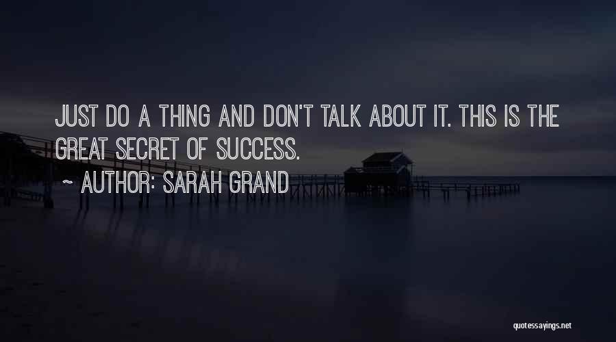 Sarah Grand Quotes 174617