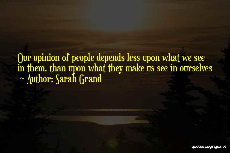 Sarah Grand Quotes 2242640