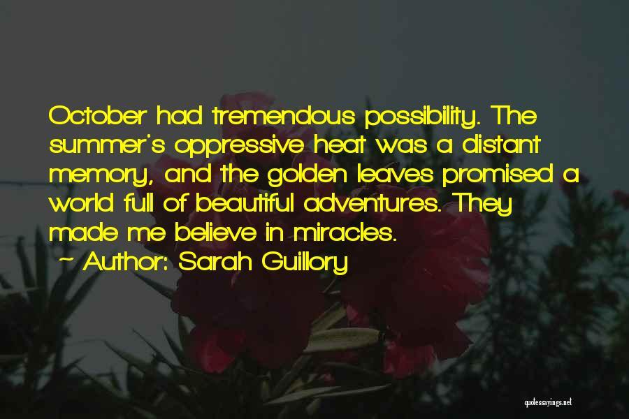 Sarah Guillory Quotes 803189