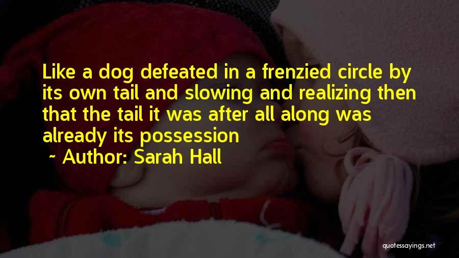Sarah Hall Quotes 1011297