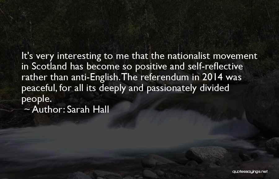 Sarah Hall Quotes 1049202