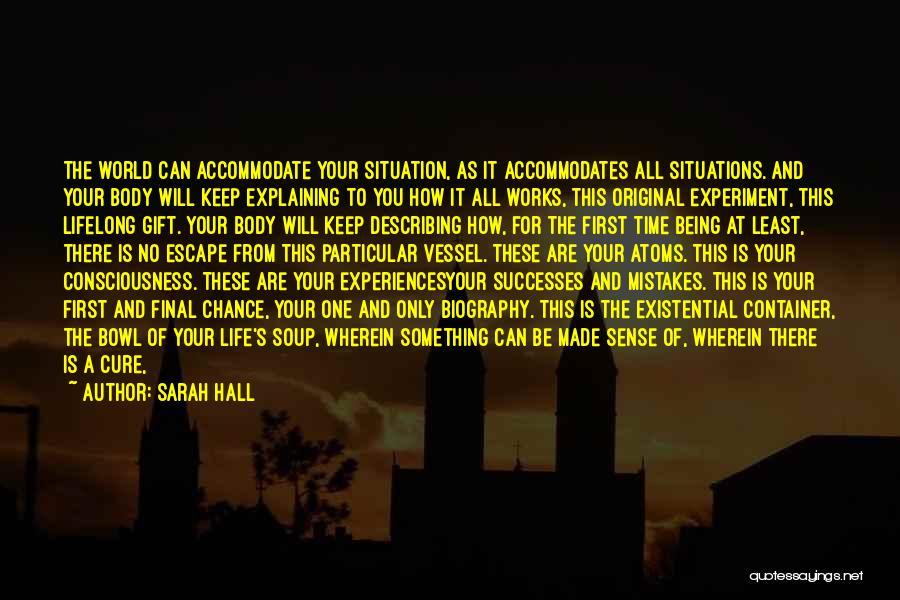 Sarah Hall Quotes 1130547