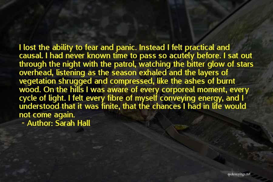 Sarah Hall Quotes 1511159
