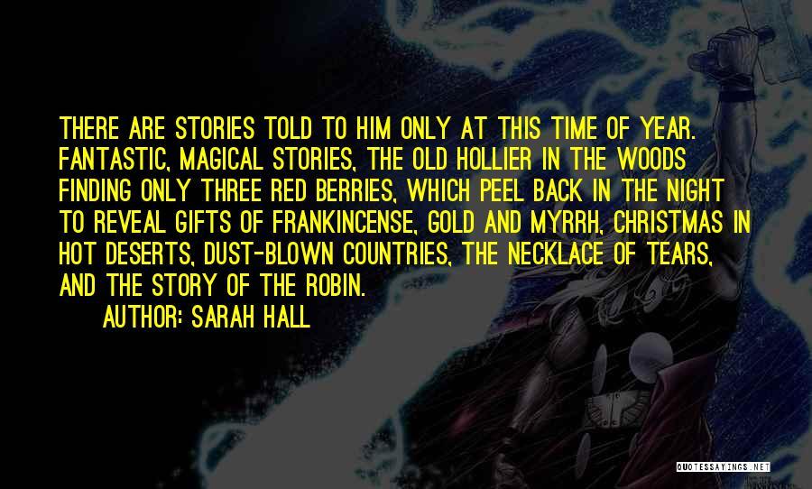 Sarah Hall Quotes 159449