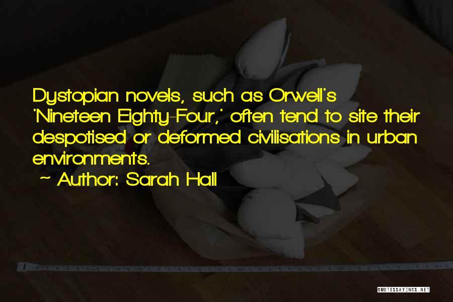 Sarah Hall Quotes 1616825