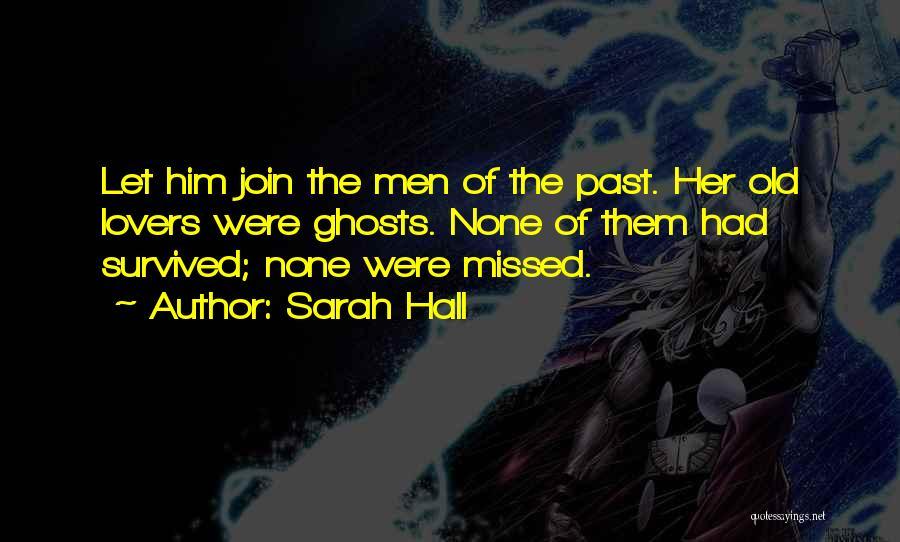 Sarah Hall Quotes 1638957