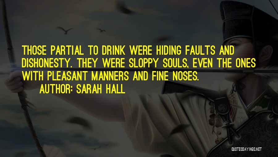 Sarah Hall Quotes 169551
