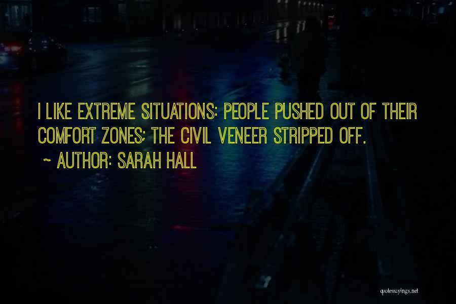 Sarah Hall Quotes 1804439