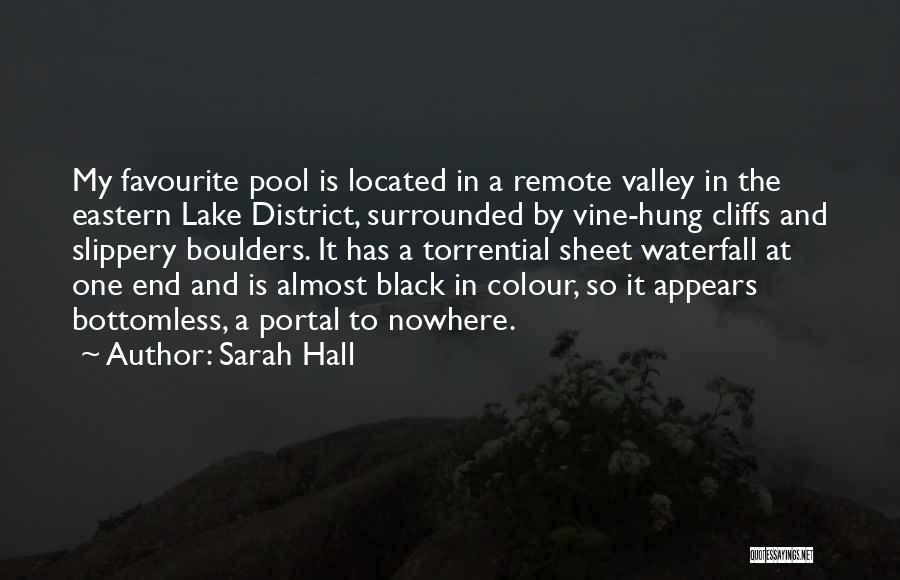 Sarah Hall Quotes 1820482