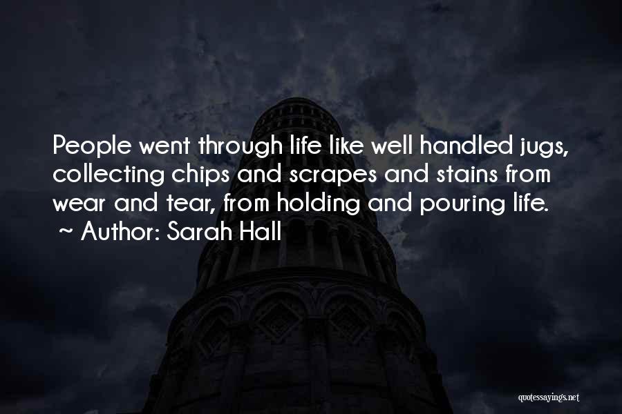 Sarah Hall Quotes 1893410