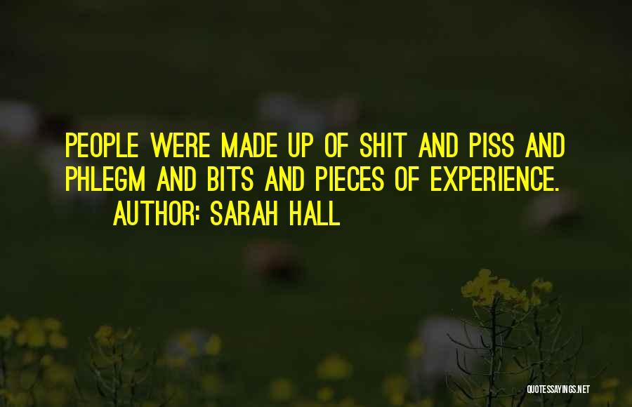 Sarah Hall Quotes 1919347