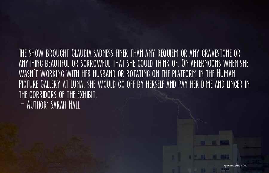 Sarah Hall Quotes 1983922
