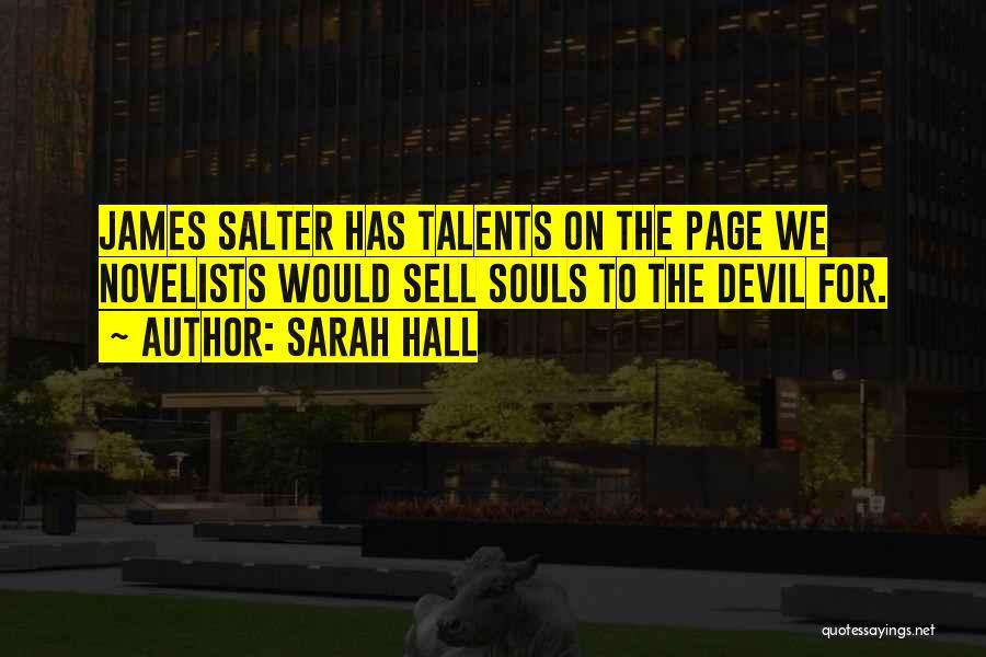 Sarah Hall Quotes 2094615