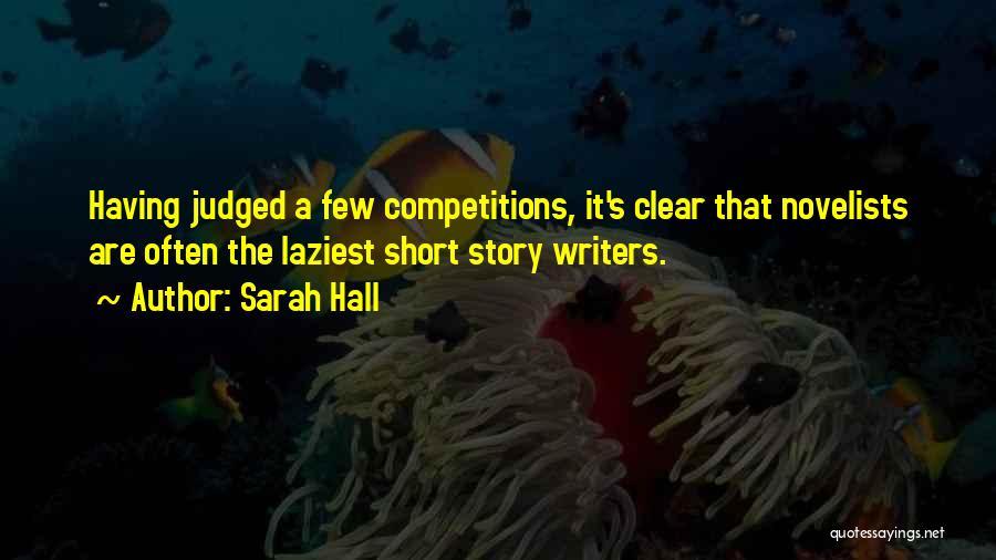 Sarah Hall Quotes 2108293