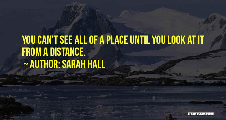Sarah Hall Quotes 2110887