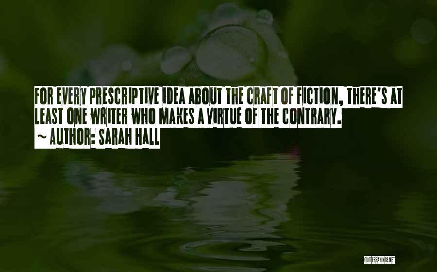 Sarah Hall Quotes 2129582
