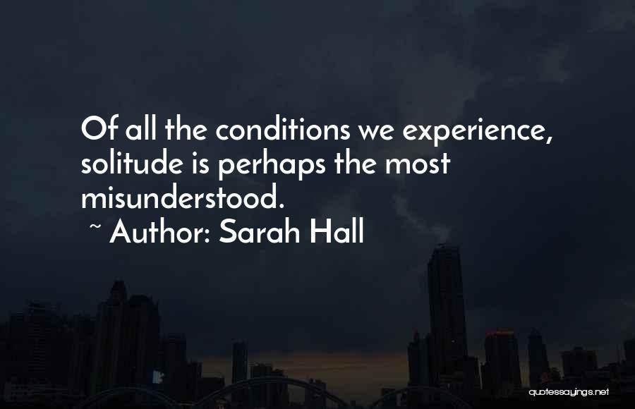 Sarah Hall Quotes 2213022