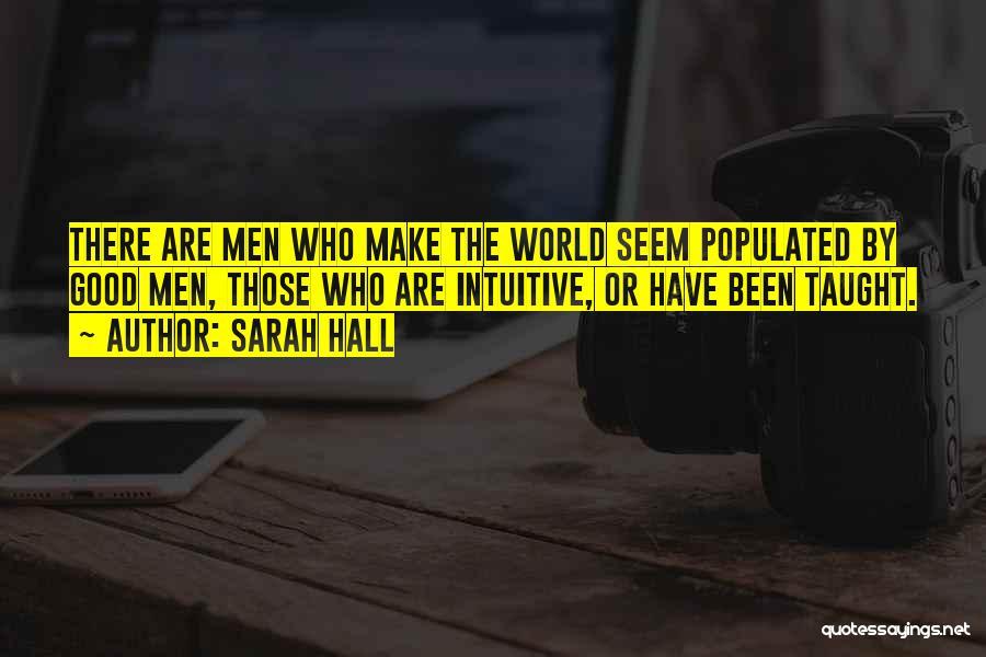 Sarah Hall Quotes 2247249