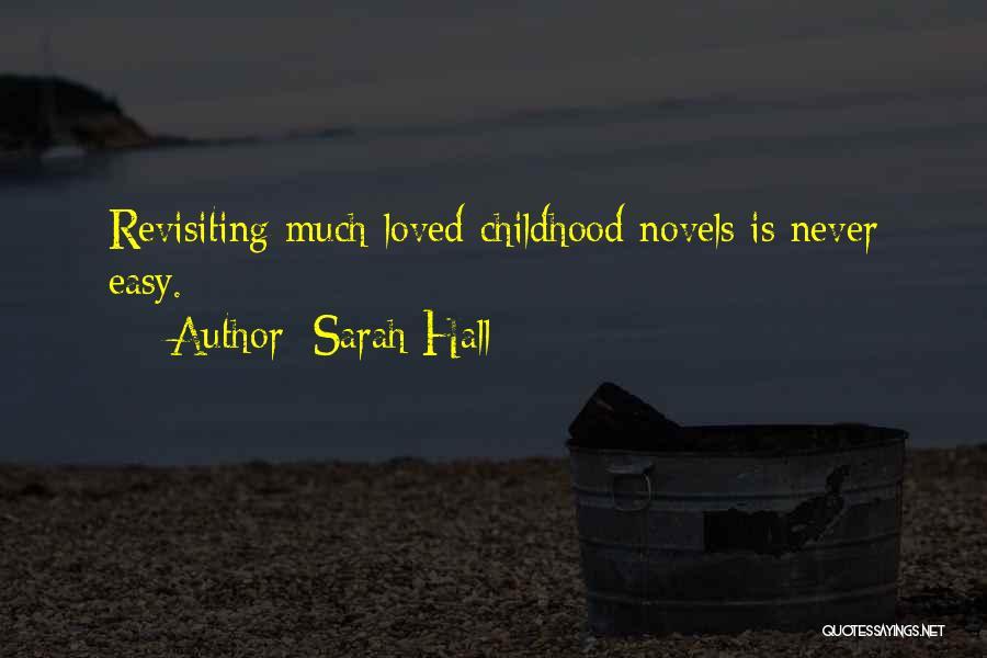 Sarah Hall Quotes 2250013