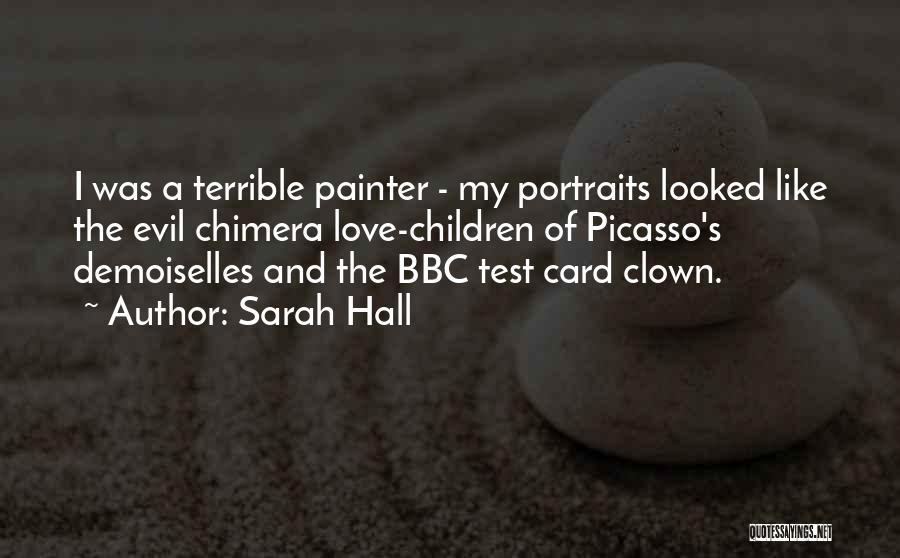 Sarah Hall Quotes 659306