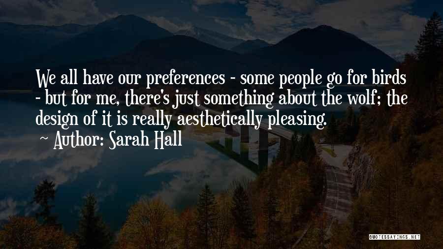 Sarah Hall Quotes 684856