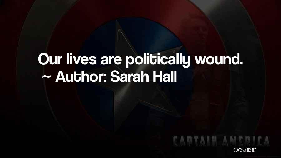 Sarah Hall Quotes 959706