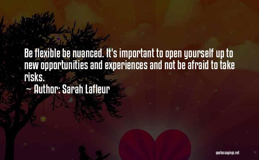 Sarah Lafleur Quotes 1868409