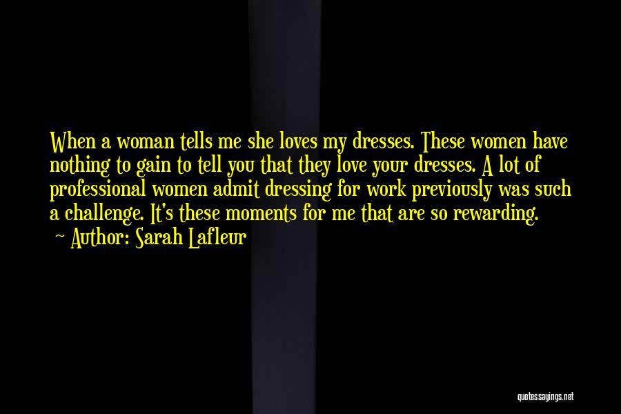 Sarah Lafleur Quotes 719176