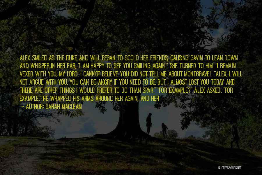 Sarah MacLean Quotes 1381658